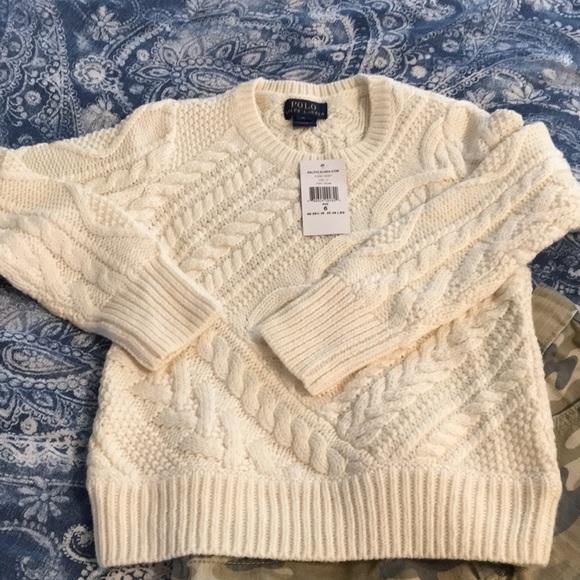 Polo by Ralph Lauren Other - POLO RALPH Lauren kids sweater